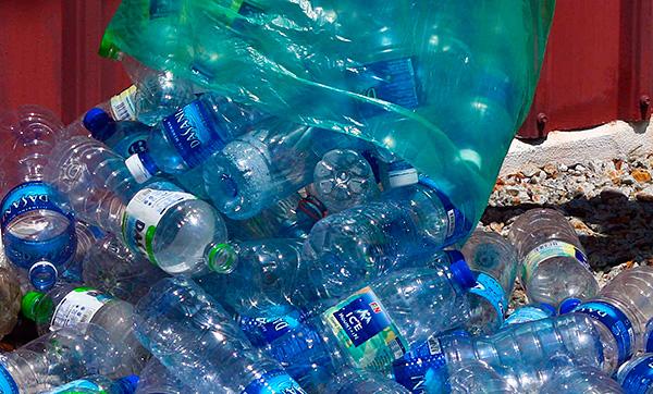 Пластиковые бутылки, в обилии разбросанные по дачному участку, своим треском могут иногда отпугивать кротов.