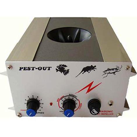 ТМ-315 - один из самых дорогих отпугивателей, предназначенный для промышленного применения.