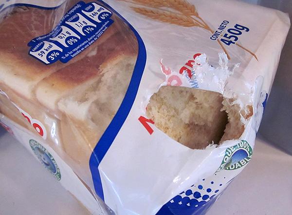 По внешнему виду продуктов бывает не всегда понятно, кто же их погрыз - крысы или мыши...