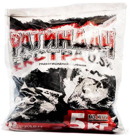 Ратиндан Экстра - препарат на основе дифенацина.