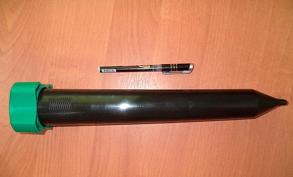 Торнадо ОЗВ.02 не является ультразвуковым отпугивателем - прибор работает в звуковом режиме и дополнительно создает вибрацию, отпугивающую кротов.