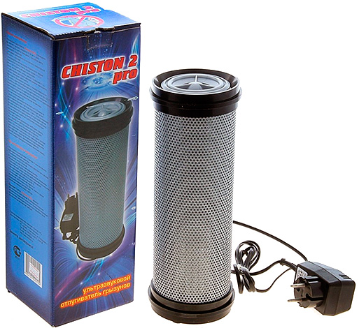 На фотографии показан ультразвуковой отпугиватель грызунов Chiston 2 Pro