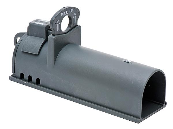 Пример ловушки тоннельного типа.