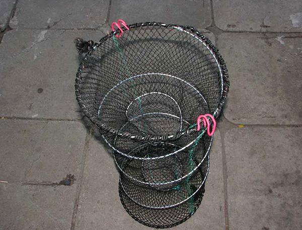 Крысоловка-верша может быть сделана самостоятельно из рыболовной верши.
