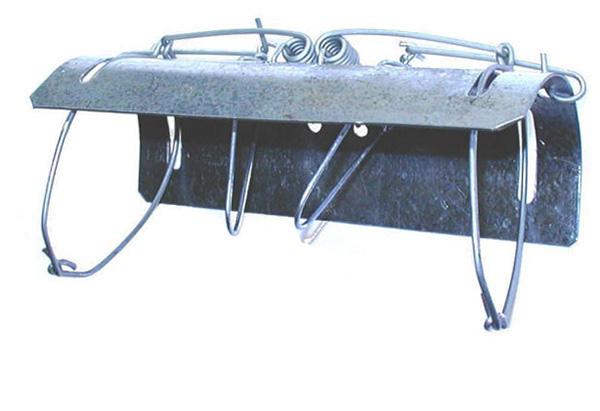 Туннельный капкан-ловушка для кротов