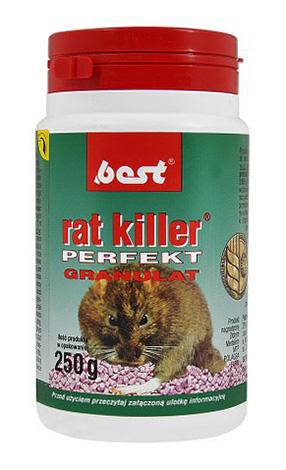 Best - препарат для уничтожения грызунов.