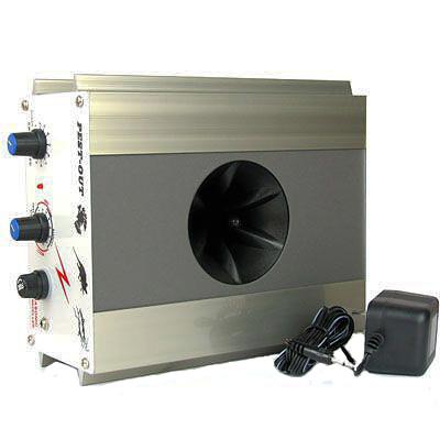 Ультразвуковой отпугиватель вредителей ТМ-315