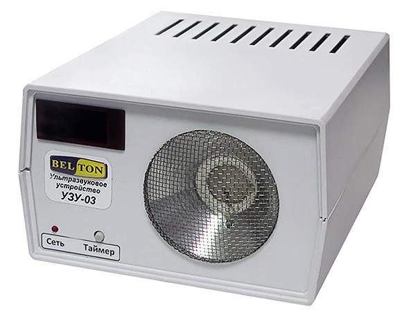 Ультразвуковой отпугиватель УЗУ-03 довольно эффективен и востребован на рынке, о чем свидетельствуют положительные отзывы о нем.