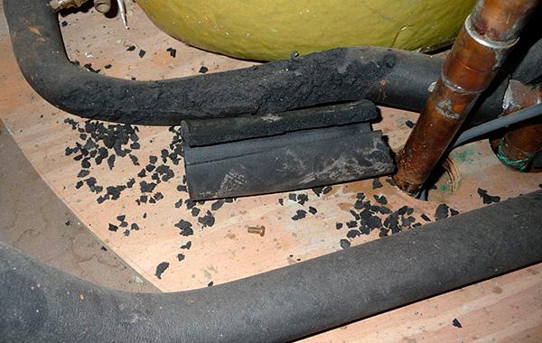 Чтобы быстро потравить всех крыс и мышей в доме, раскладывать отраву нужно в первую очередь там, где грызуны ее смогут быстро обнаружить.