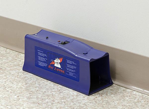 Электрическая ловушка для грызунов Victor Rat Zapper Classic