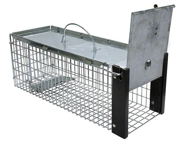 Крысоловка-живоловушка промышленного производства